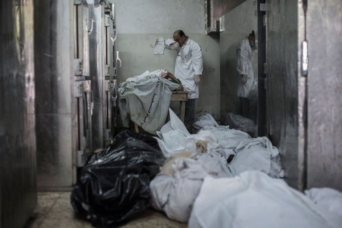 Casualties mount in Gaza City, Israel expands ground operation