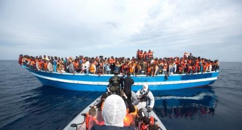 700-migrants-drowned-in-Mediterranean-Sea