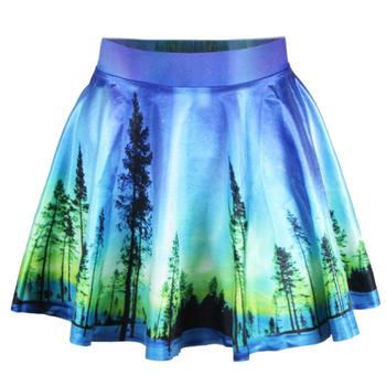 New-2015-sky-blue-spring-women-pleated-skirts-Aurora-Skye-SKATER-SKIRT-Saia-short-skirt-drop.jpg_350x350
